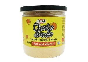 Hexa Cheese Sauce Original 200g