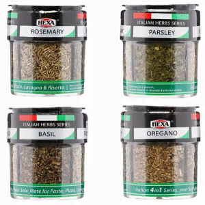 Hexa Italian Herbs 4 in 1 Series