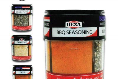 Hexa American BBQ and Steak 4 in 1 Series