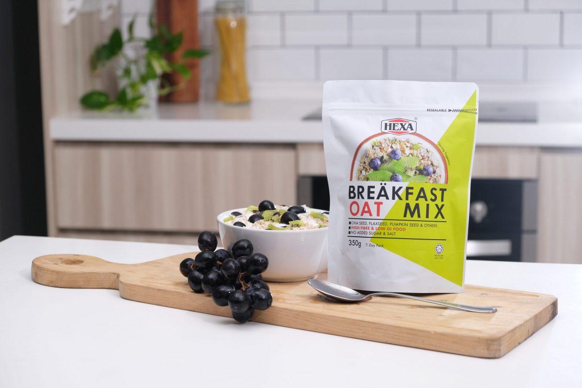 Hexa Breakfast Oats