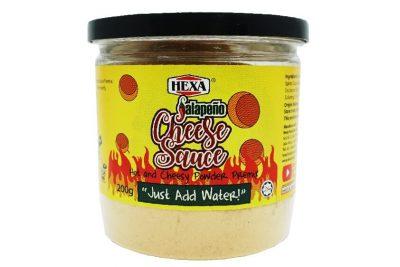 Hexa Jalapeno Cheese Sauce 200g