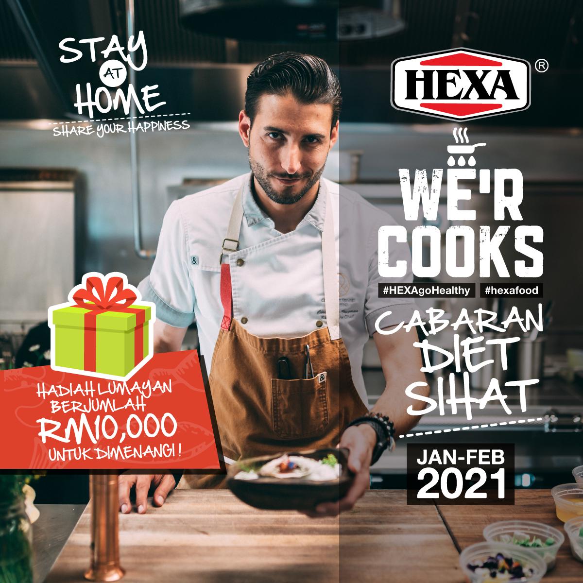 We'r Cooks 3
