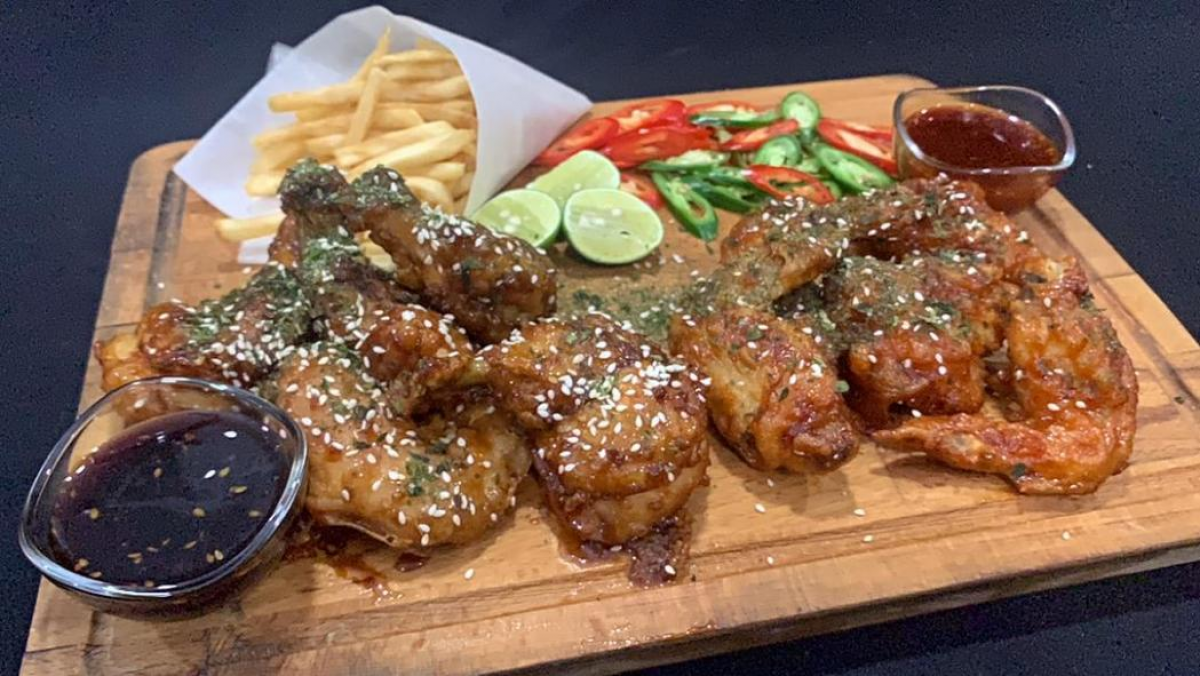 HEXA Korean Fried Chicken