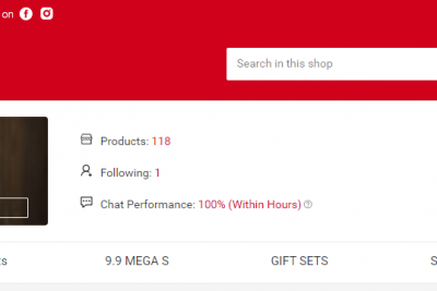 HEXA Official Store @ Shopee Singapore (SG)