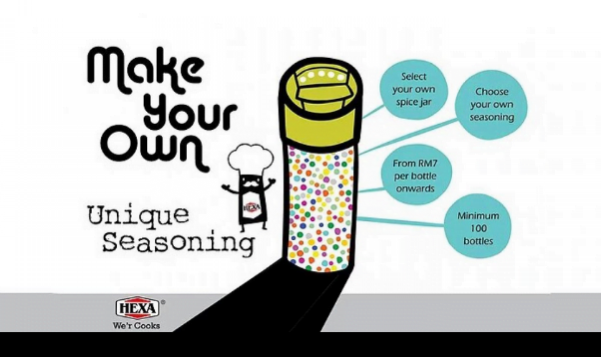 make ur own seasoning